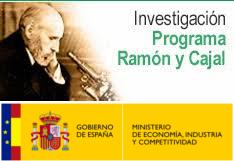 Ramón y Cajal Grants
