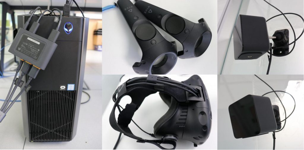 Virtual Reality (VR) Kit / Kit de Realidad Virtual